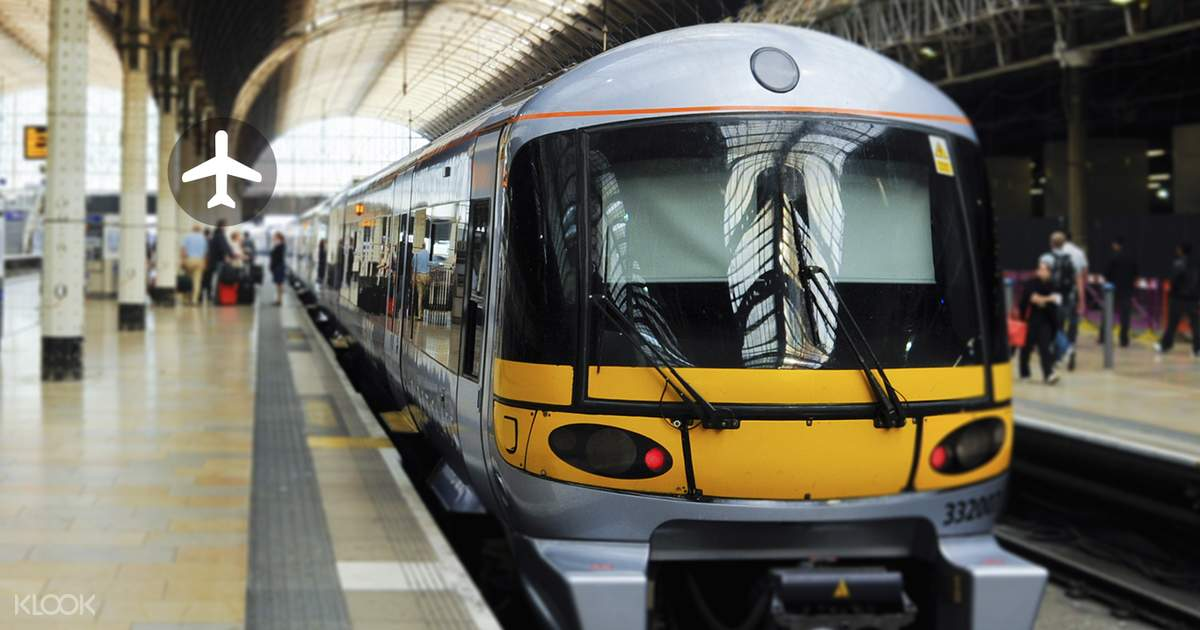 Heathrow Express Standard and First Class Tickets in