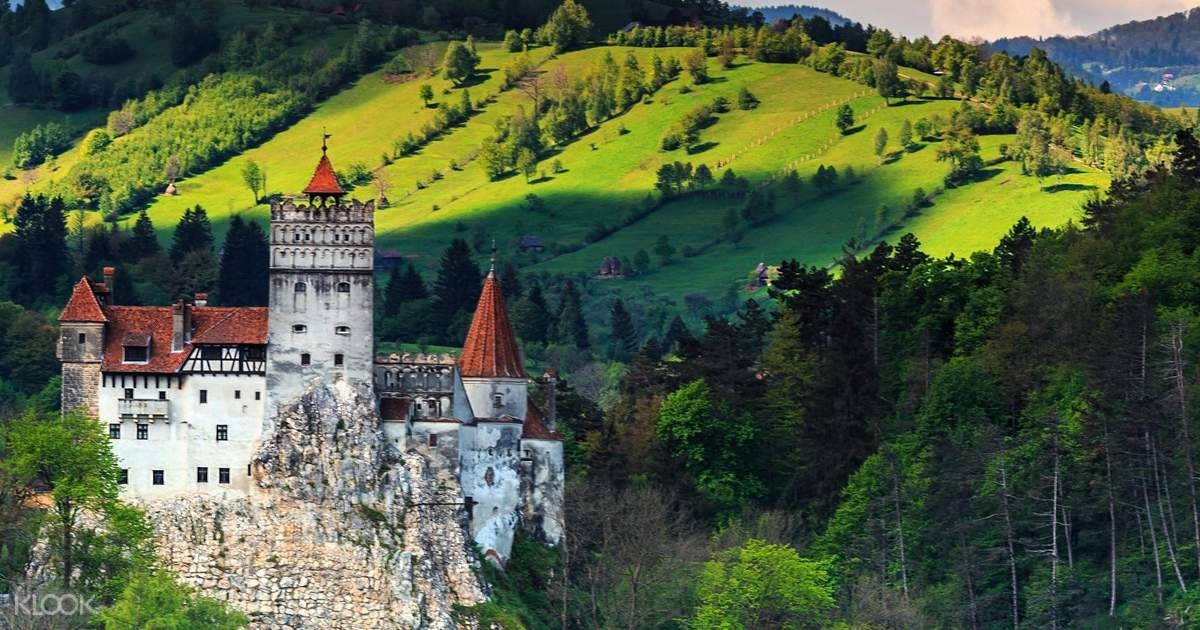 Dracula's Castle Day Tour with Round-trip Transfers from Bucharest ...