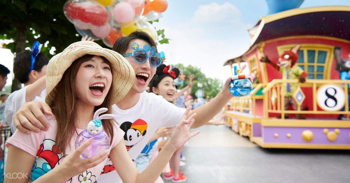 Shanghai Disneyland 1 Day Ticket - Klook