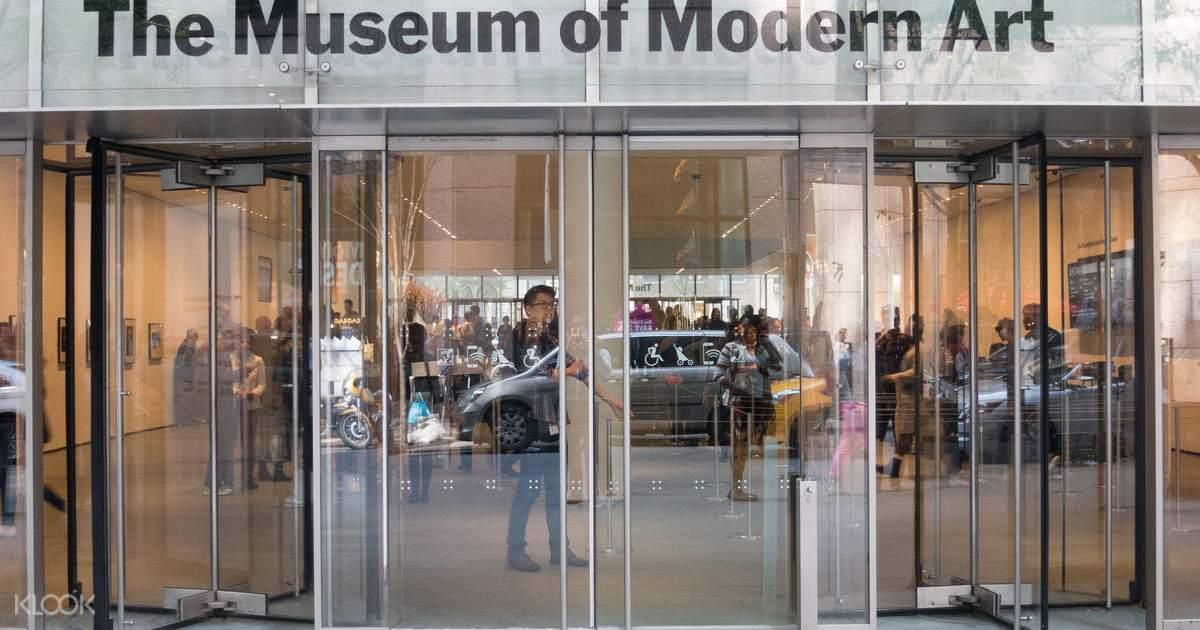 museum of modern art tickets klook. Black Bedroom Furniture Sets. Home Design Ideas