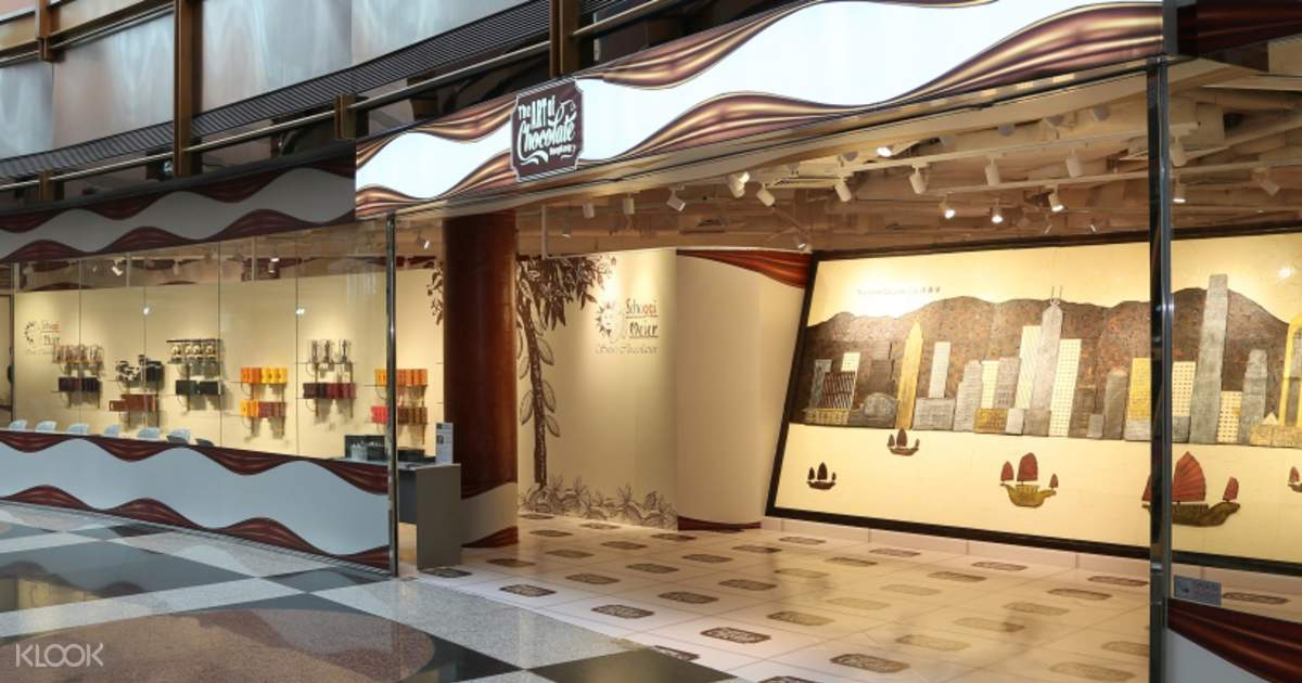 The Art Of Chocolate Museum Tickets, Hong Kong - Klook