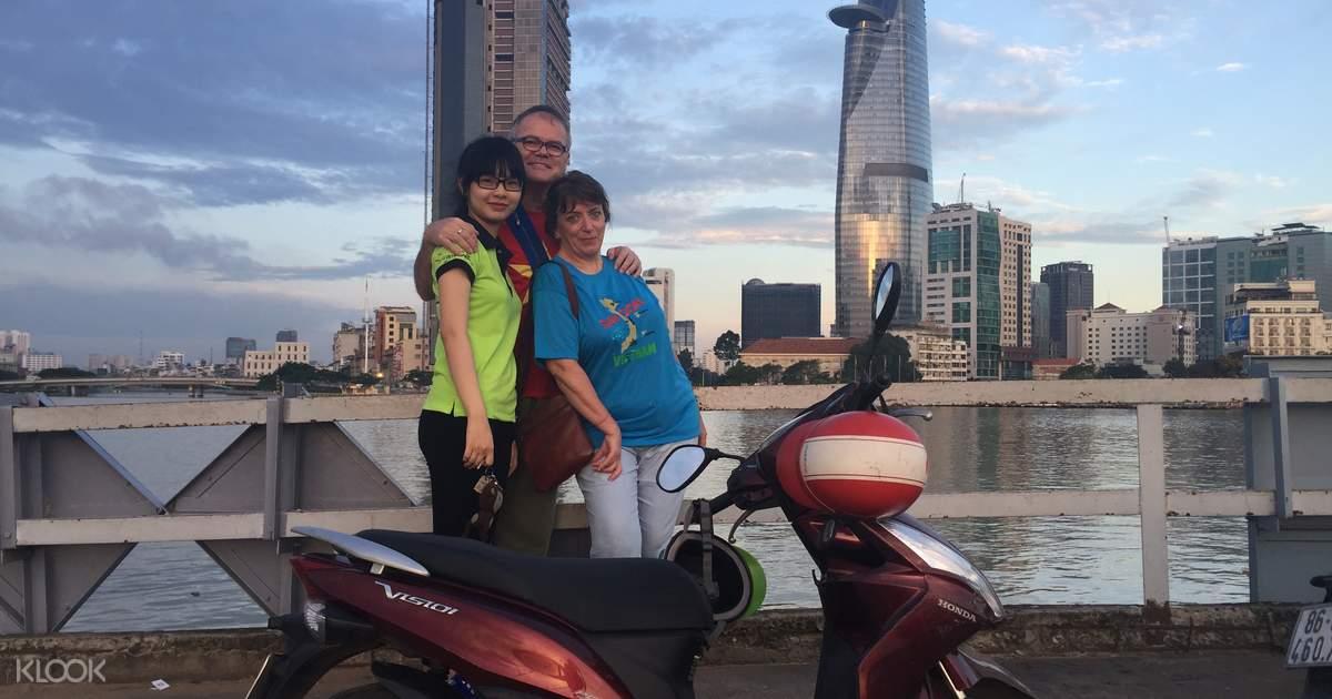 Motorbike Tours Bangkok
