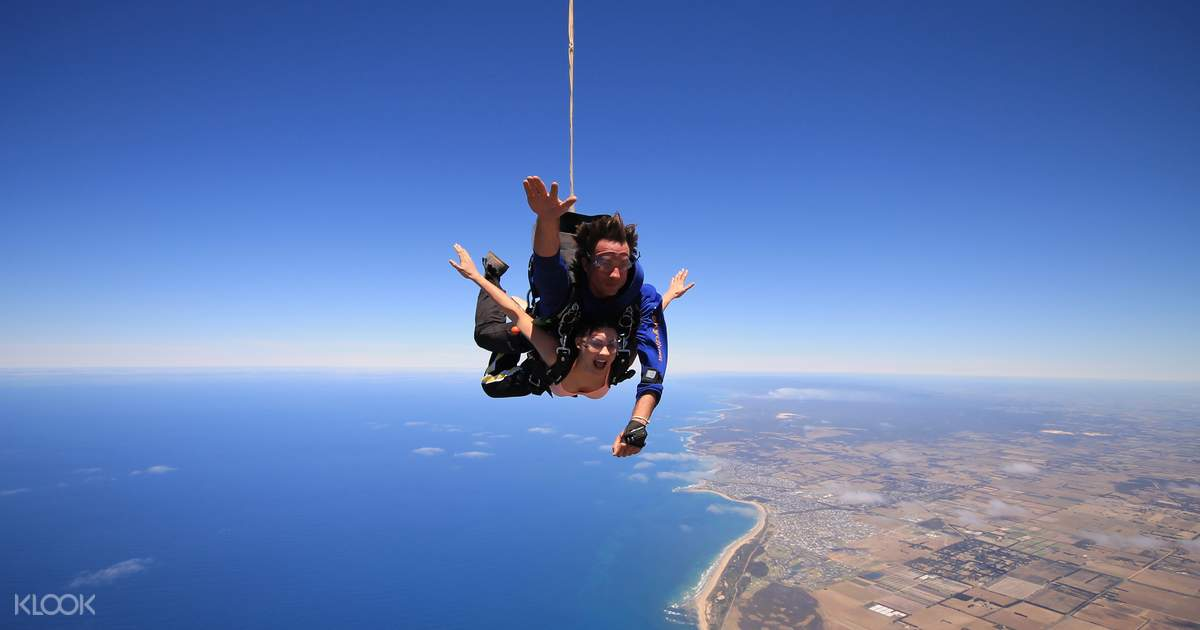 Melbourne Skydiving Experiences - Klook