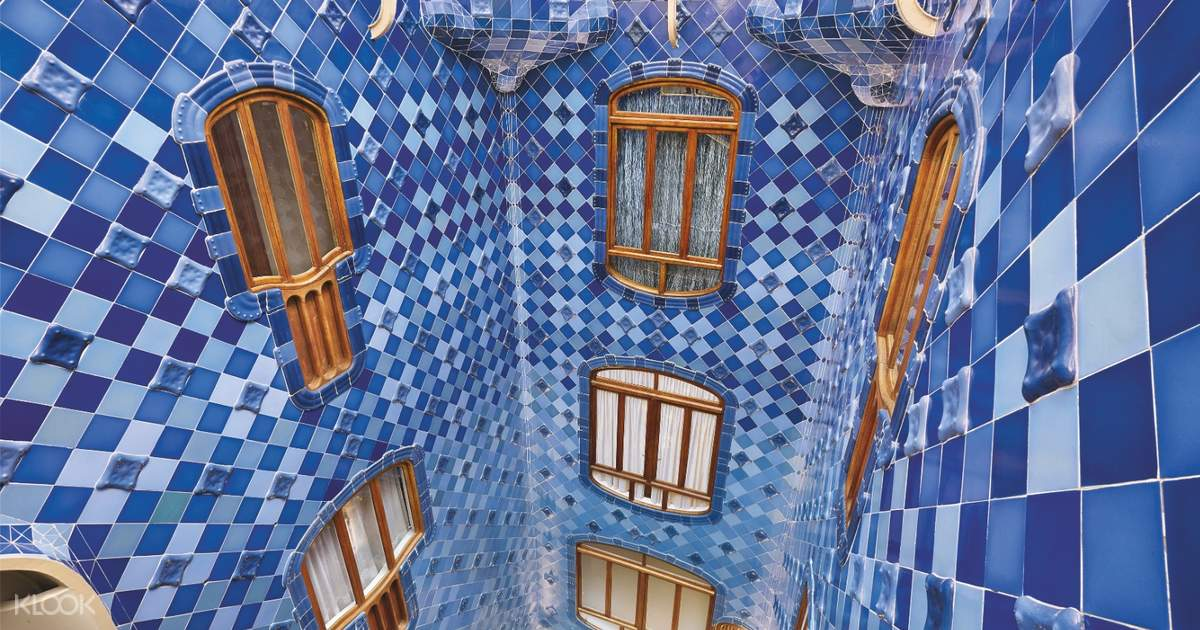 Casa Batllo Entry Ticket In Barcelona Spain