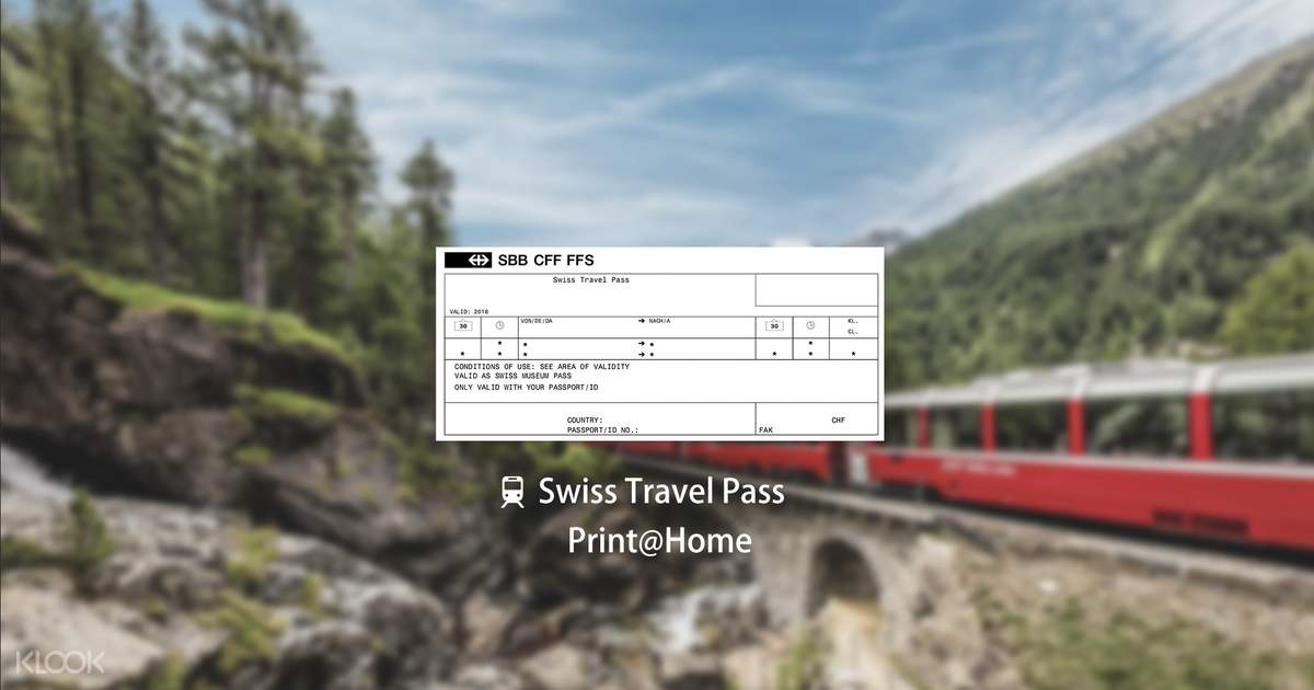 KLOOK 客路 香港限定  歐洲火車優惠額外95折優惠碼:第3張圖片