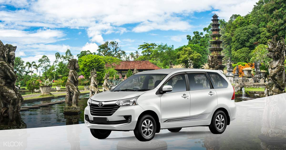 Bali Private Car Rental with Driver- Klook