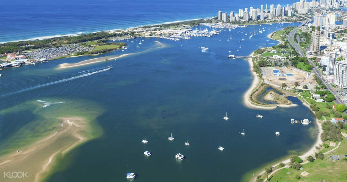 Parasailing in Gold Coast - Klook