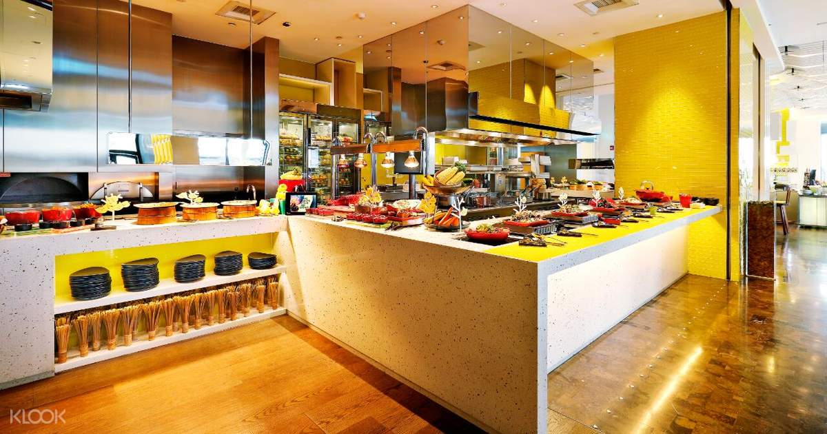 The Kitchen Table W Taipei Buffet