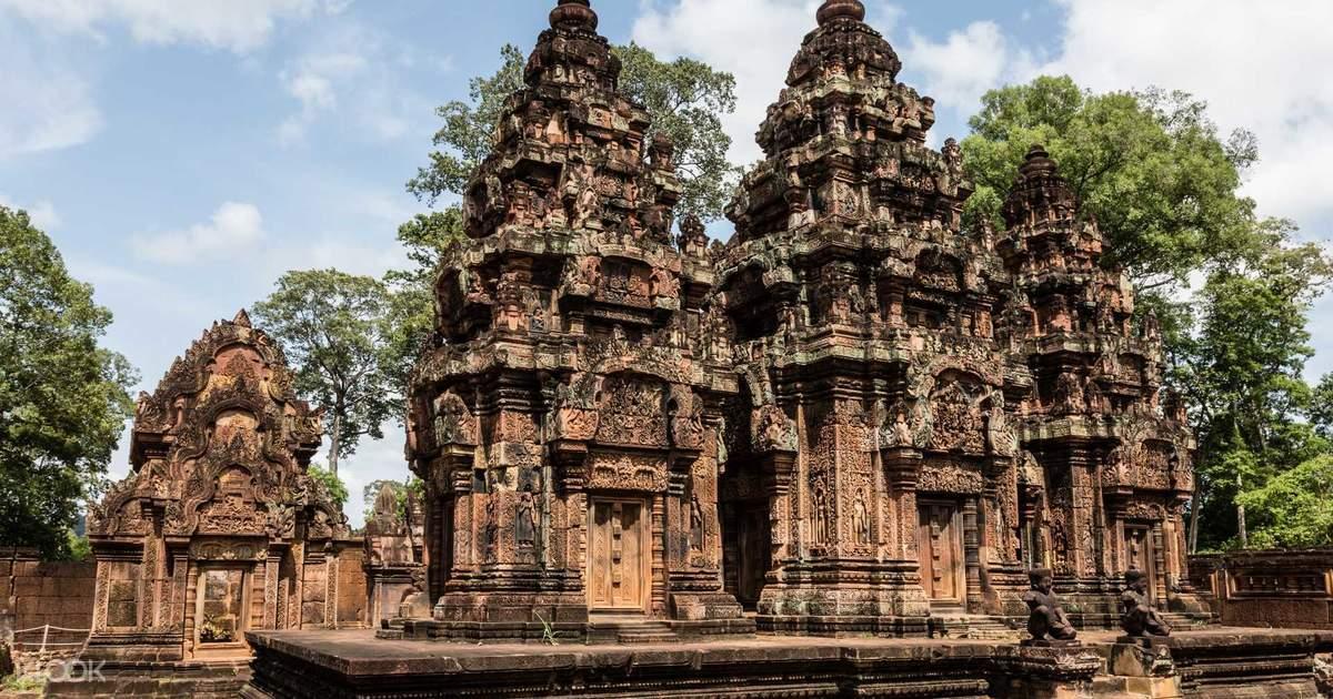 Banteay Srei Backcountry Tour in Siem Reap - Klook