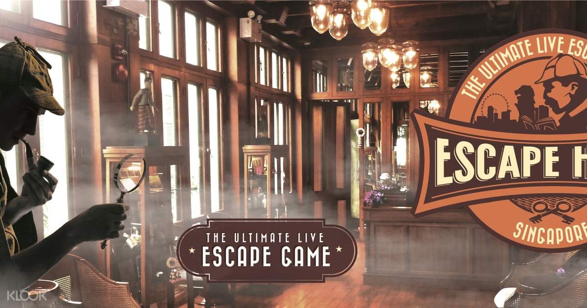Up To 40 Off Escape Room Experience In Orchard Singapore Klook Singapore Is a fun animals of the world lotto, where players develop their knowledge and understanding of the world as they match different animals to their habitats. up to 40 off escape room experience in orchard singapore klook singapore