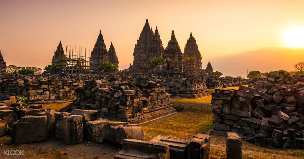 Prambanan Temple Sunset Tour - Klook