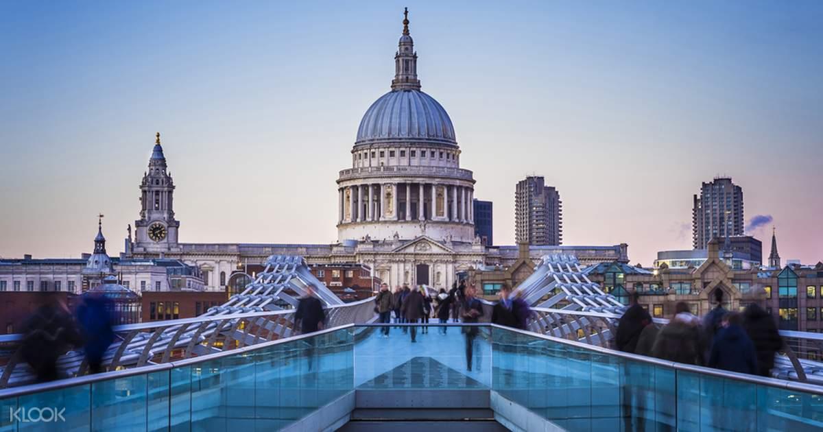 倫敦聖保羅大教堂門票St Paul's Cathedral - KLOOK客路