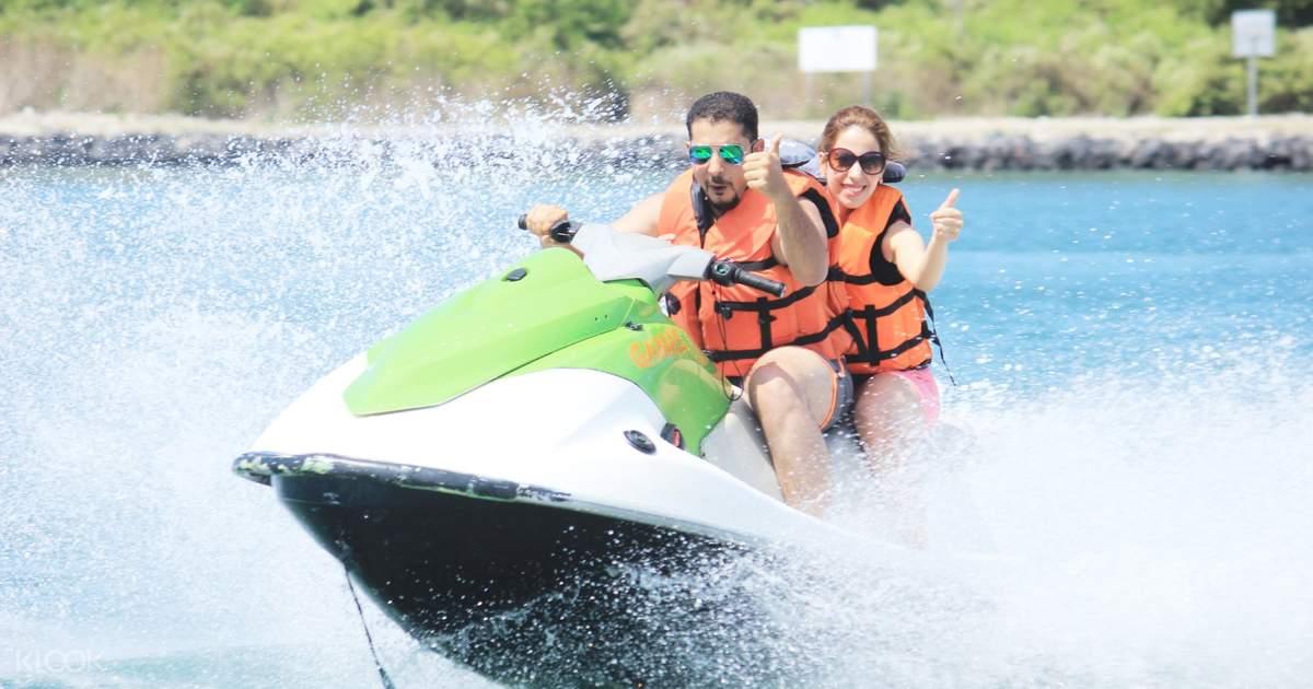 Fun Jet Ski And Water Sports Activities At Tanjung Benoa Beach In Bali Indonesia Klook Us