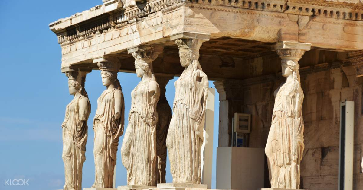 Half Day Tour with Acropolis Museum in Athens - Klook