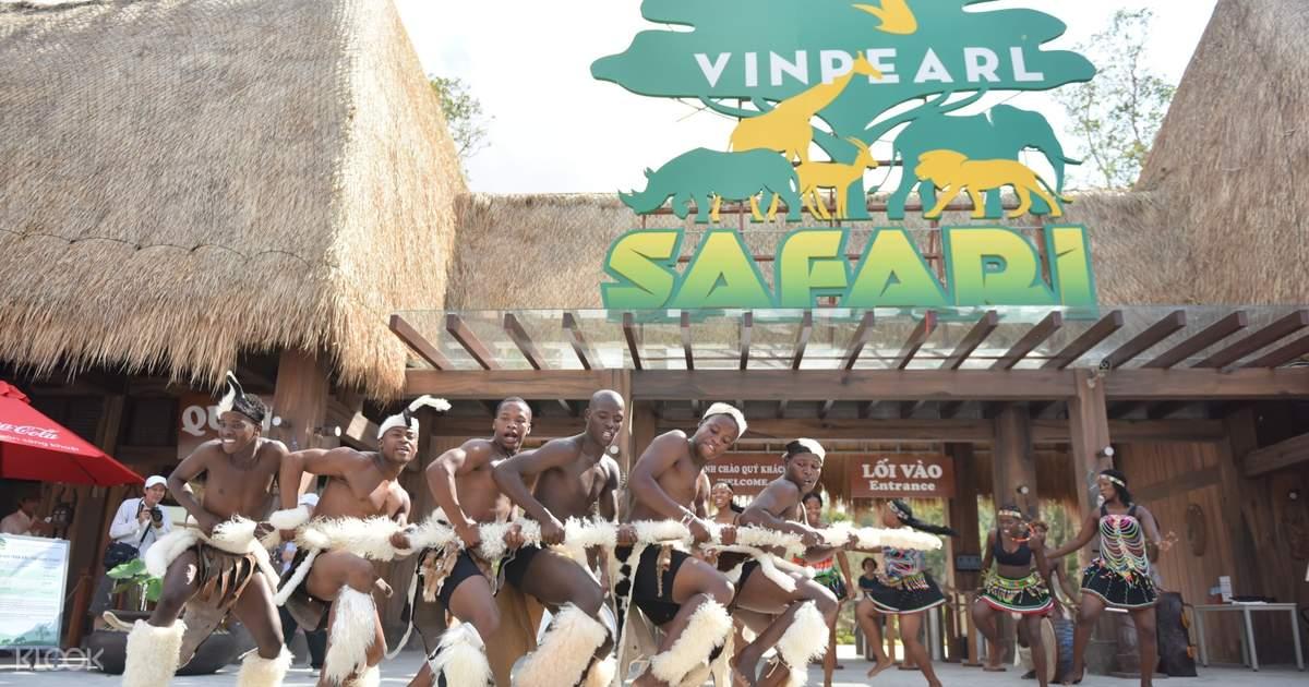 Vinpearl Safari Phu Quoc Ticket, Vietnam - Klook