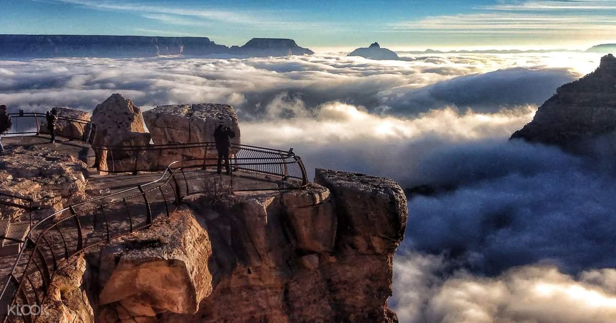 【美國直升機體驗】大峽谷國家公園南緣空中&陸地之旅(拉斯維加斯出發) - KLOOK客路