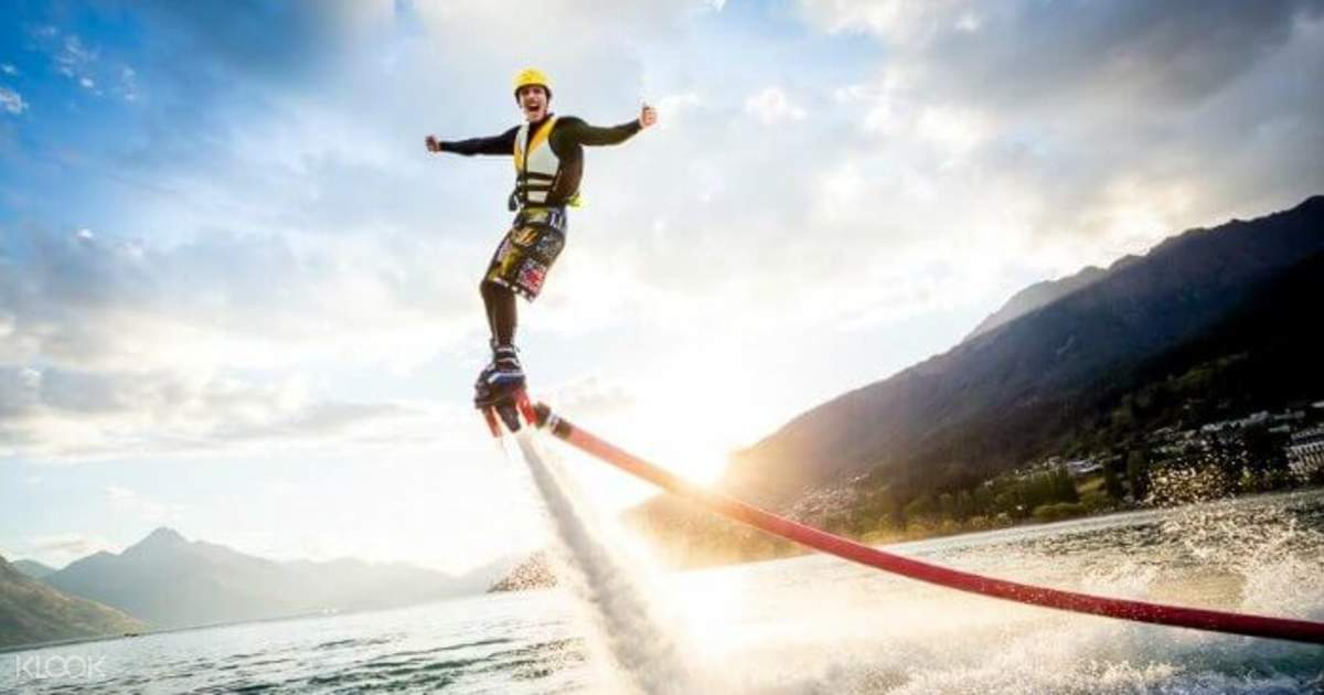Flyboarding Experience in Goa, India - Klook