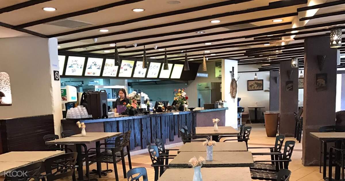 Jurong Bird Park Restaurant