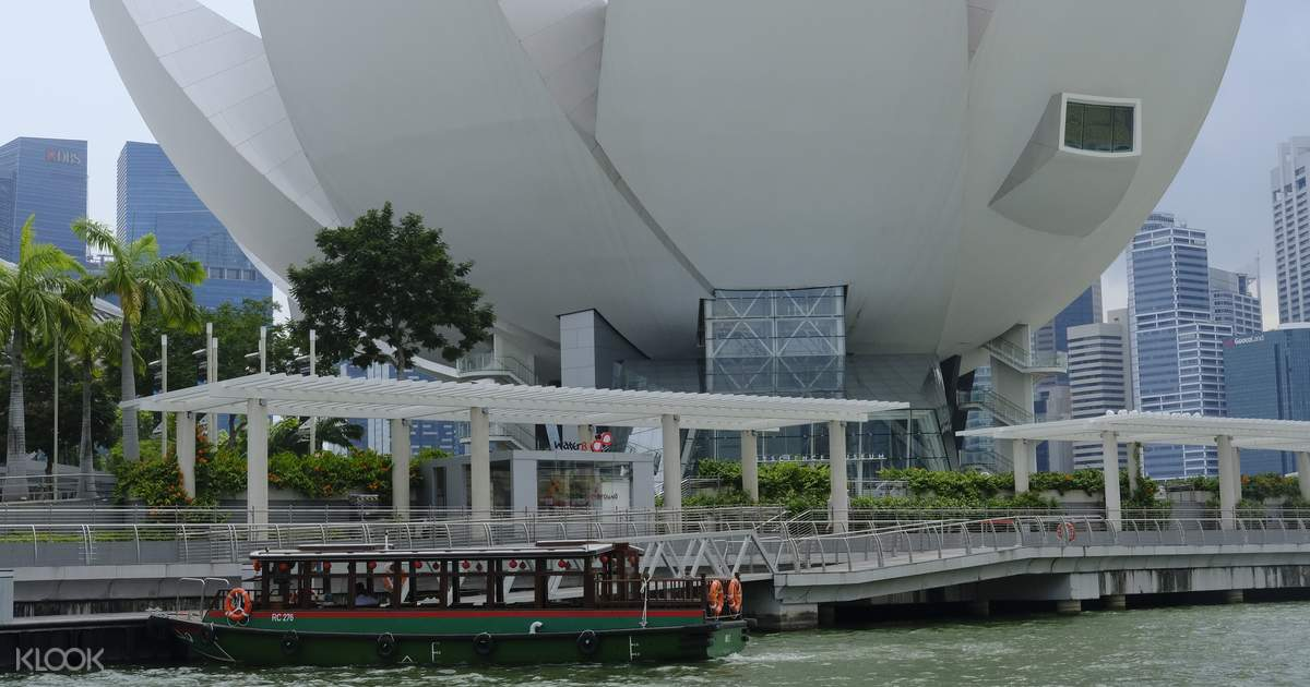Boat Cruise on Singapore River by WaterB - Klook