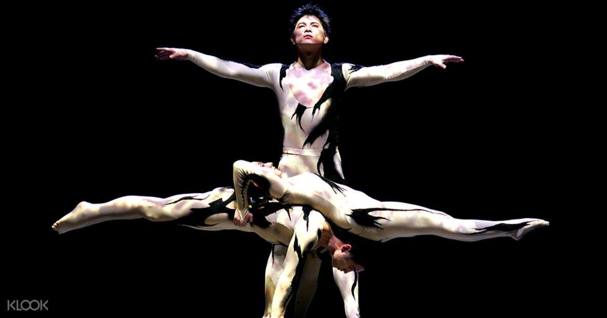 ERA Intersection of Time Acrobatic Show Ticket Shanghai