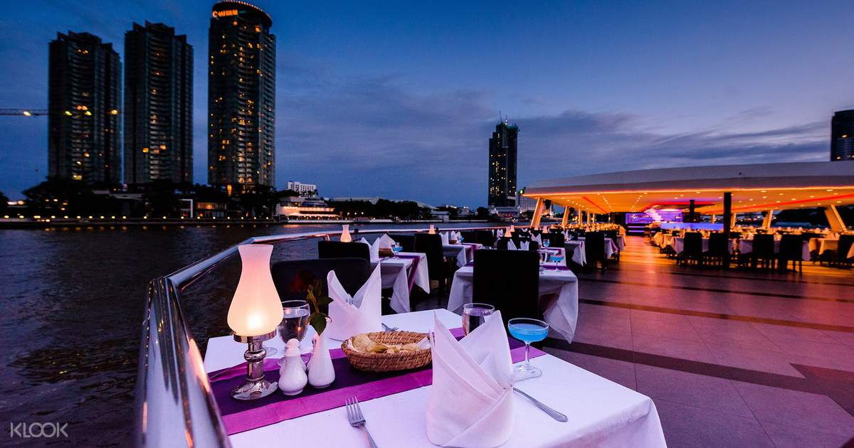 Chao Phraya Princess Cruise - Klook