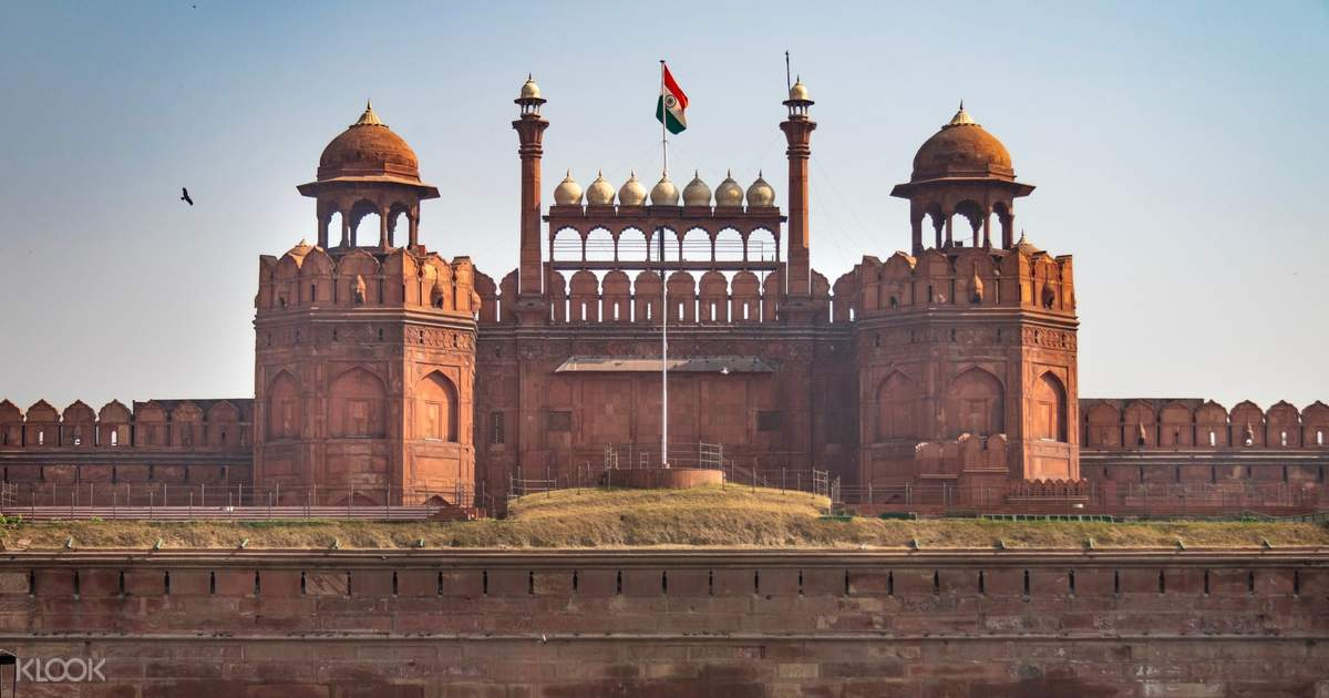 Red Fort Fast Track Entry Ticket In Delhi India Klook Us