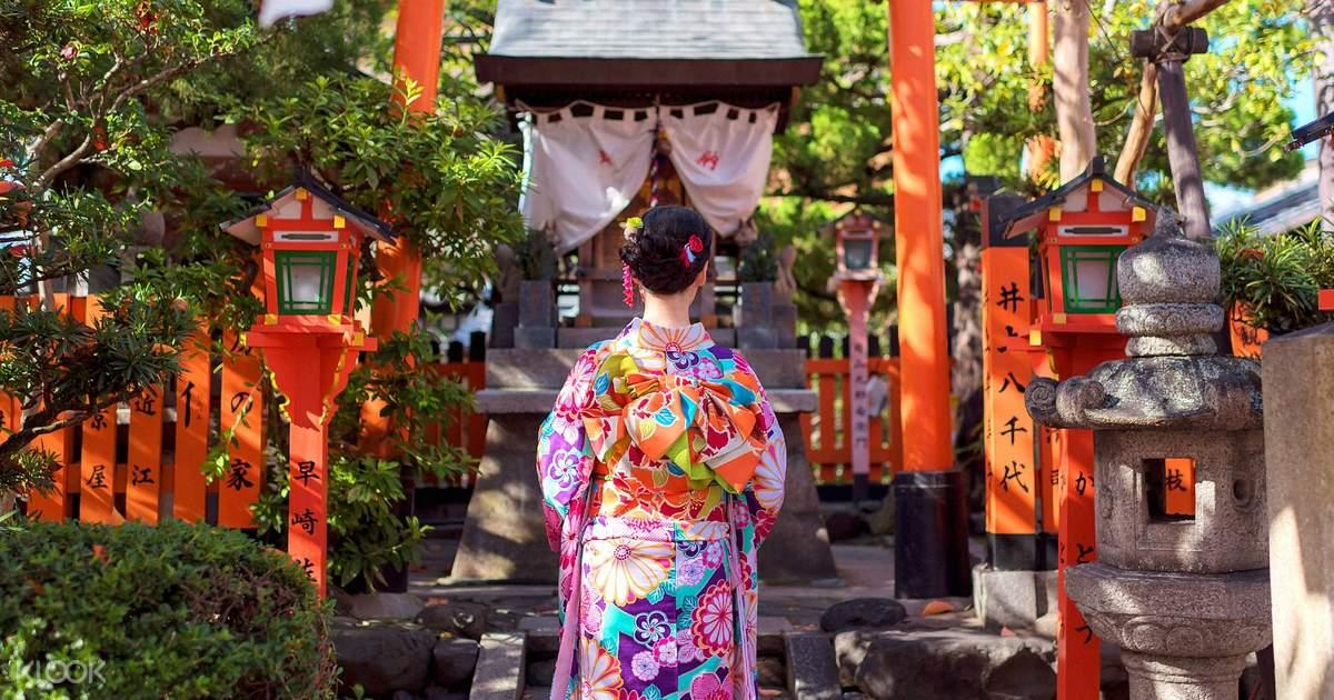 Hanami Kimono Experience in Kyoto, Japan - Klook