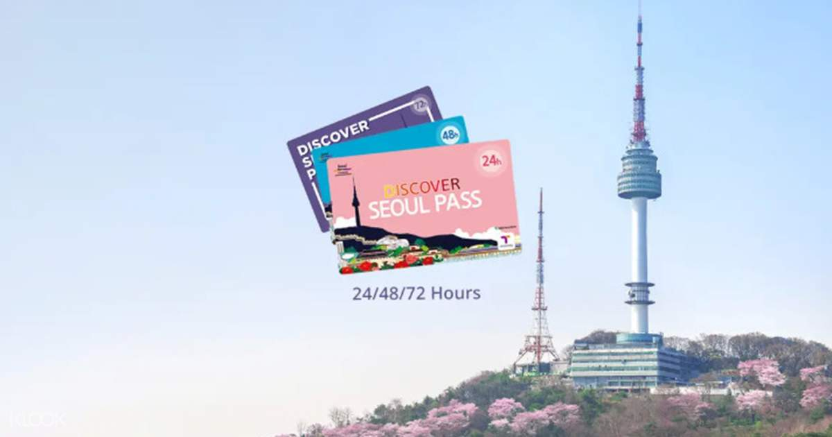 Same Day Pick-Up] Discover Seoul Pass (Limited Offer) - Klook