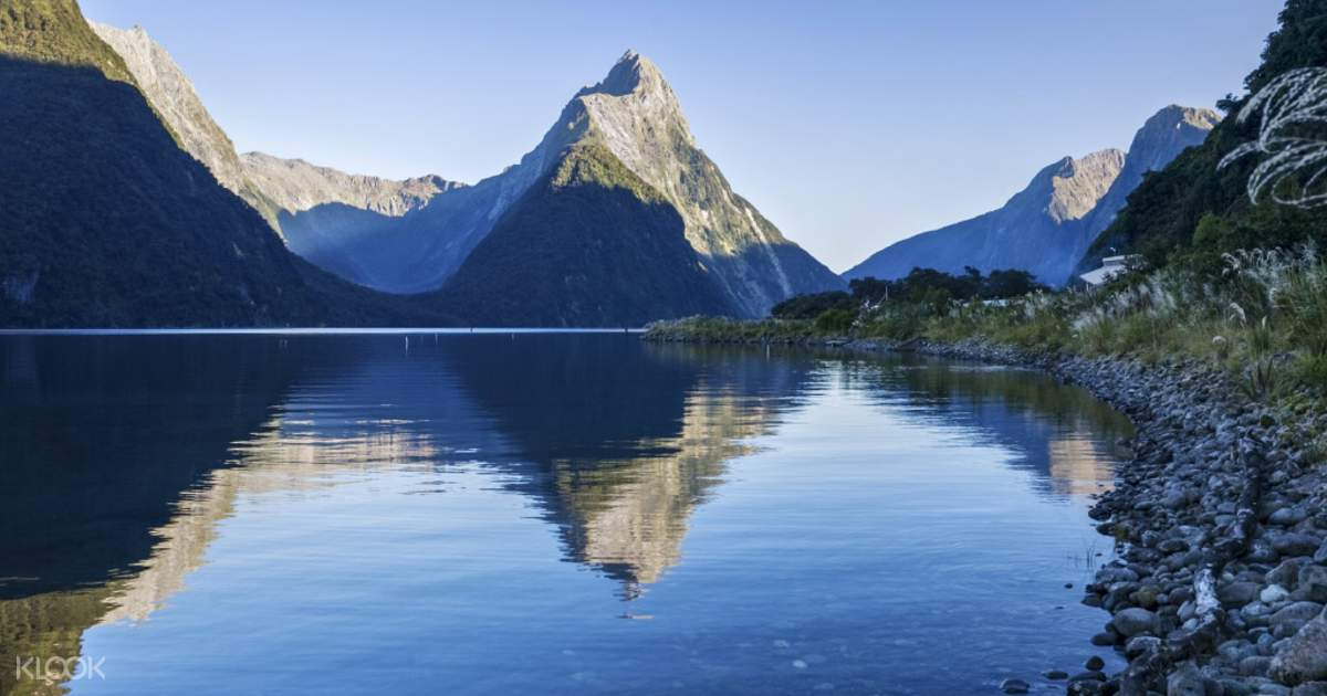 Milford Sound Day Tour and Cruise from Queenstown/Te Anau
