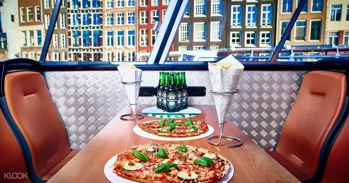 Amsterdam Canals Booze Cruise - Klook