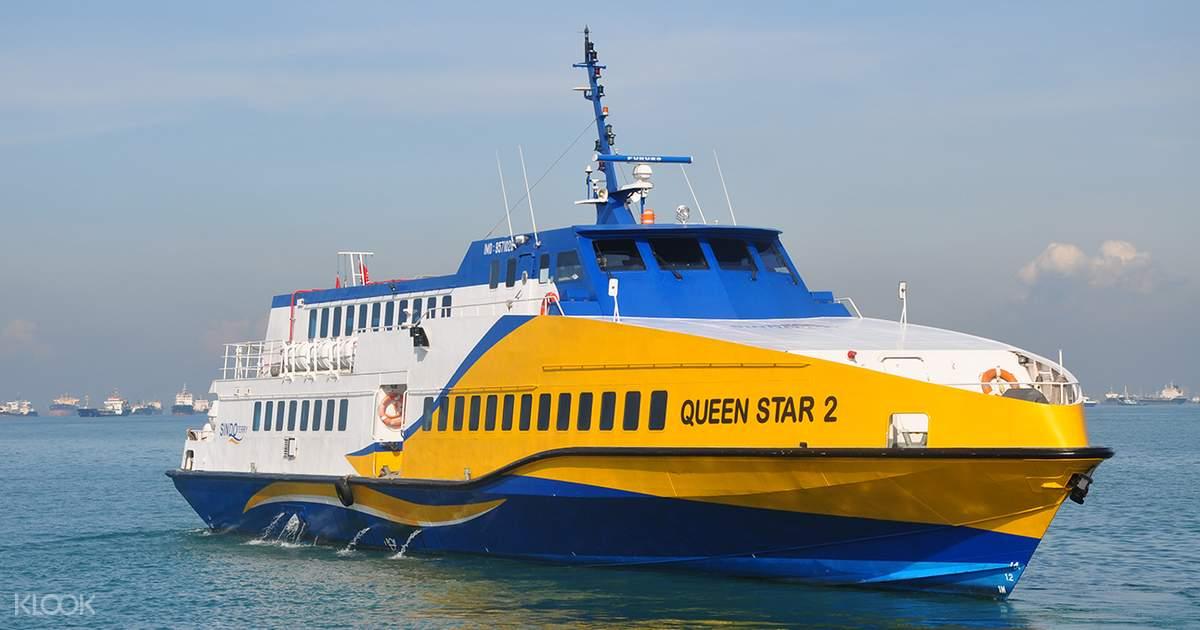 Singapore to Tanjung Pinang Ferry - Klook