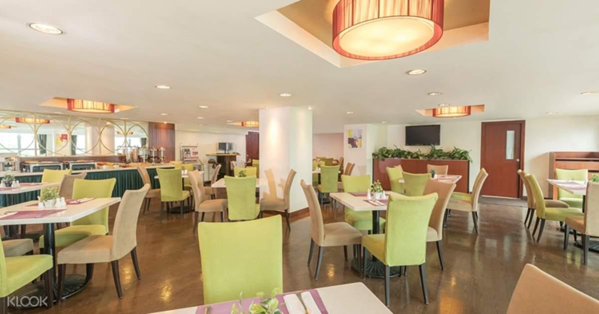 [香港/澳門限定] KLOOK 客路  預訂酒店自助餐低至6折優惠碼:第7張圖片