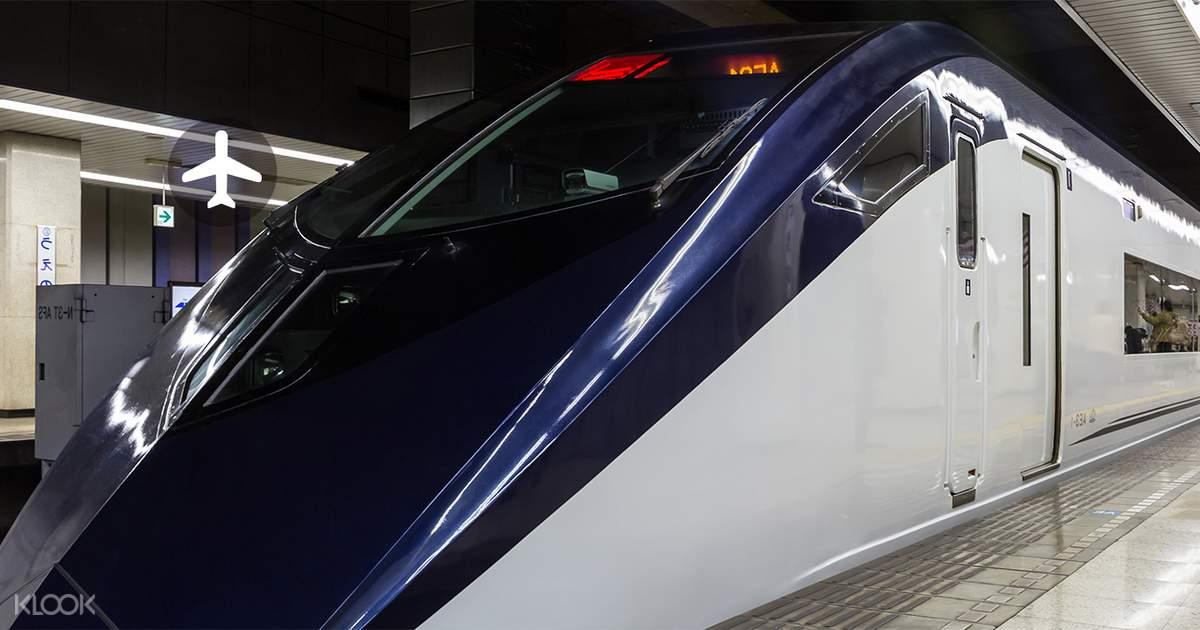 Tokyo Skyliner One Way Ticket (From Narita Airport to Ueno