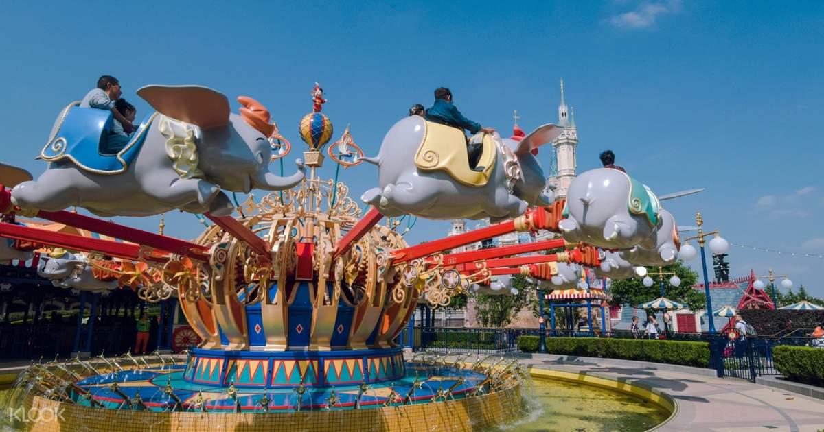 Shared City Transfers from Shanghai to Shanghai Disneyland