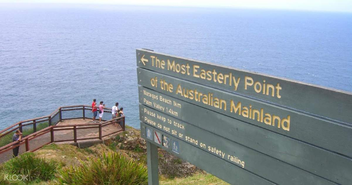 Byron Bay and Mt. Warning Full Day Tour from Gold Coast