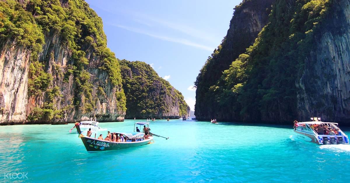 [Chia sẻ] Khám phá du lịch đảo Đảo Phi Phi, Phuket, Thái Lan