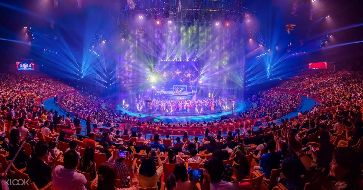 Chimelong International Circus Guangzhou - Klook