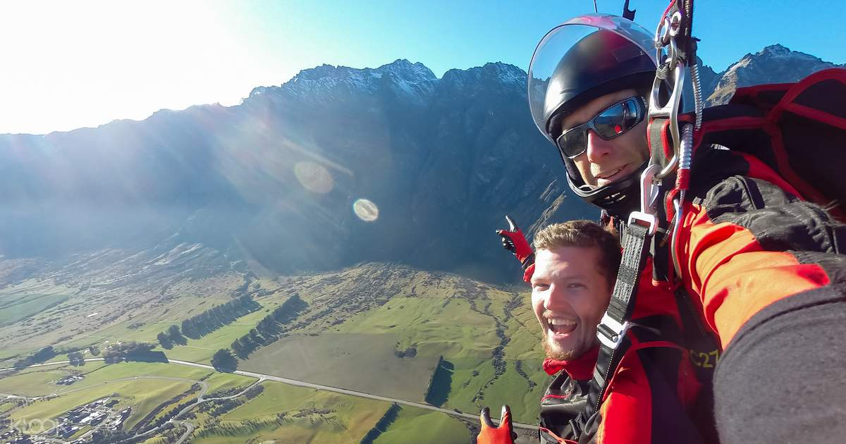 Nzone Skydive Queenstown Klook