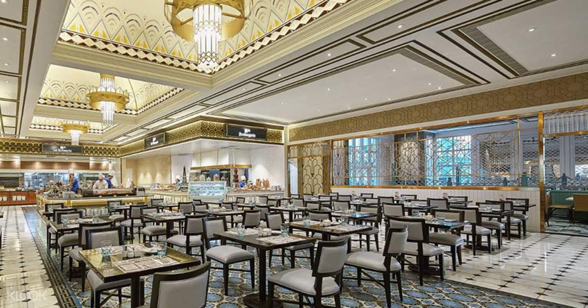 Le Buffet at The Parisian Macao (Discount Voucher) - Klook