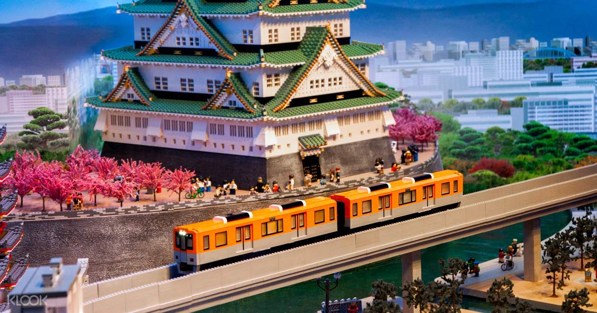 LEGOLAND Discovery Center Ticket - Osaka, Japan - Klook