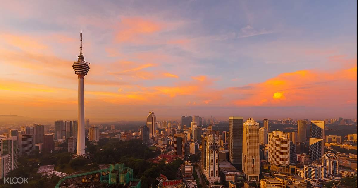 吉隆坡塔觀景台門票 Kuala Lumpur Tower - 俯瞰馬來西亞首都天際線 - KLOOK客路