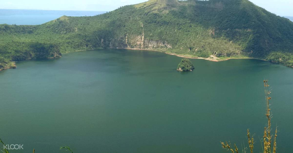 Taal Crater Lake Trekking Adventure and Heritage Town Tour