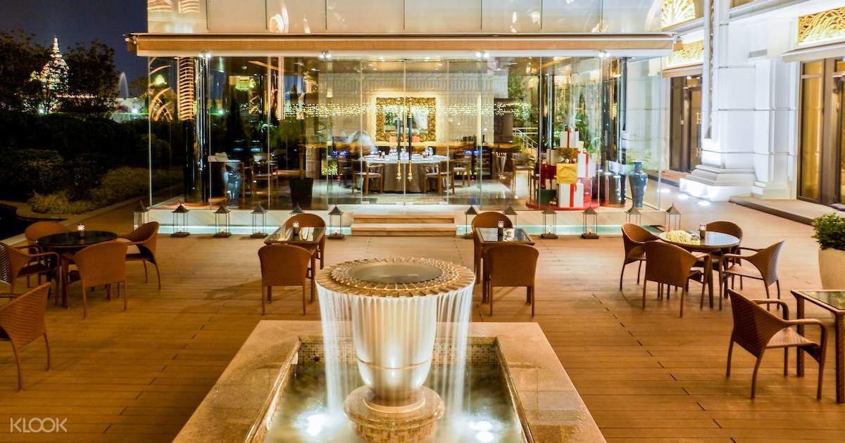 Terrazza Italian Restaurant Galaxy Macau Klook