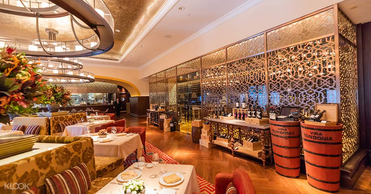 Terrazza Set Meal Vouchers In Galaxy Macau Klook