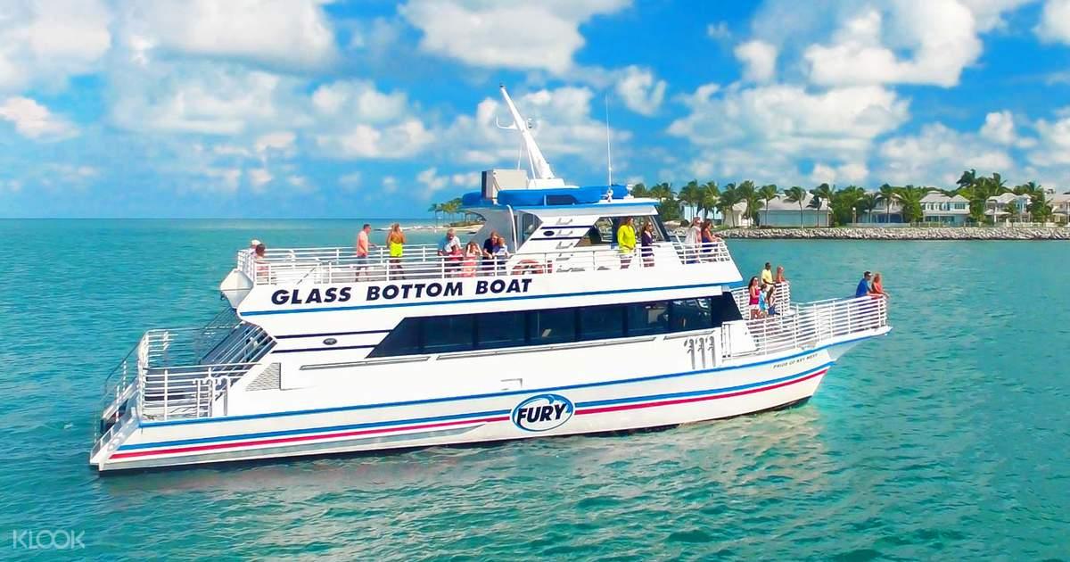 Hawaii Waikoloa Glass Bottom Boat Cruise Klook