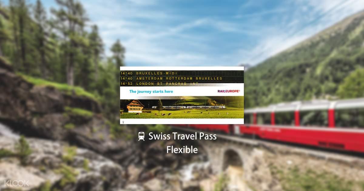 KLOOK 客路 香港限定  歐洲火車優惠額外95折優惠碼:第8張圖片