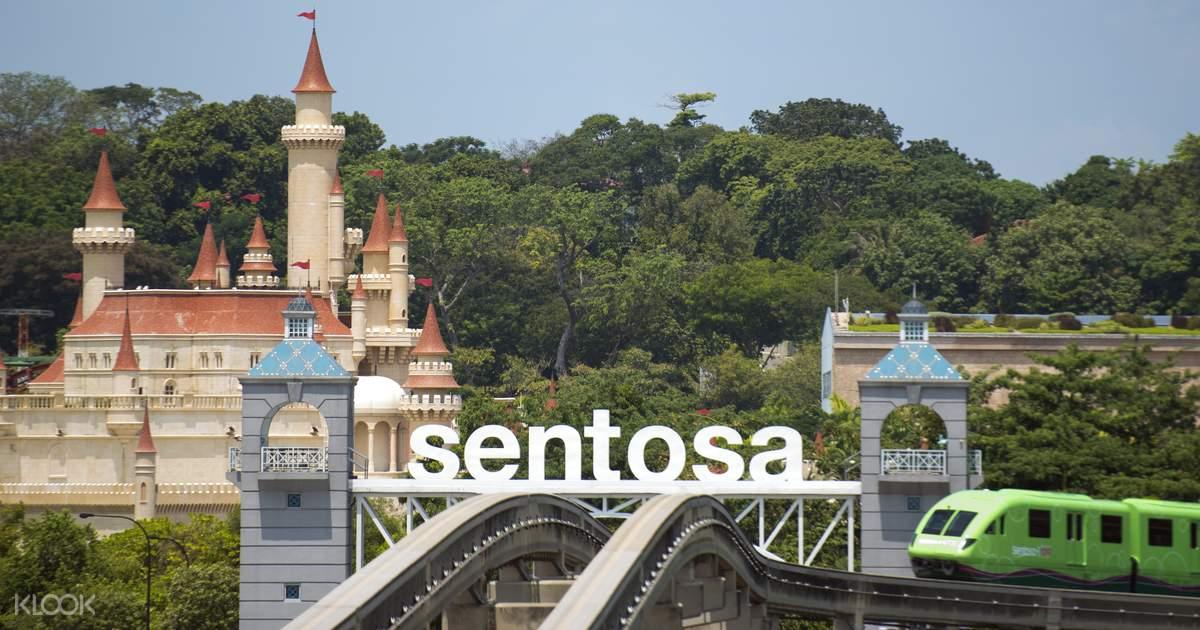 Sentosa Express - Klook