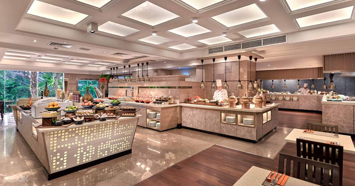Review Buffet At Ginger Parkroyal On Beach Road: The Wonders Of Pincers Buffet Vouchers At Ginger By