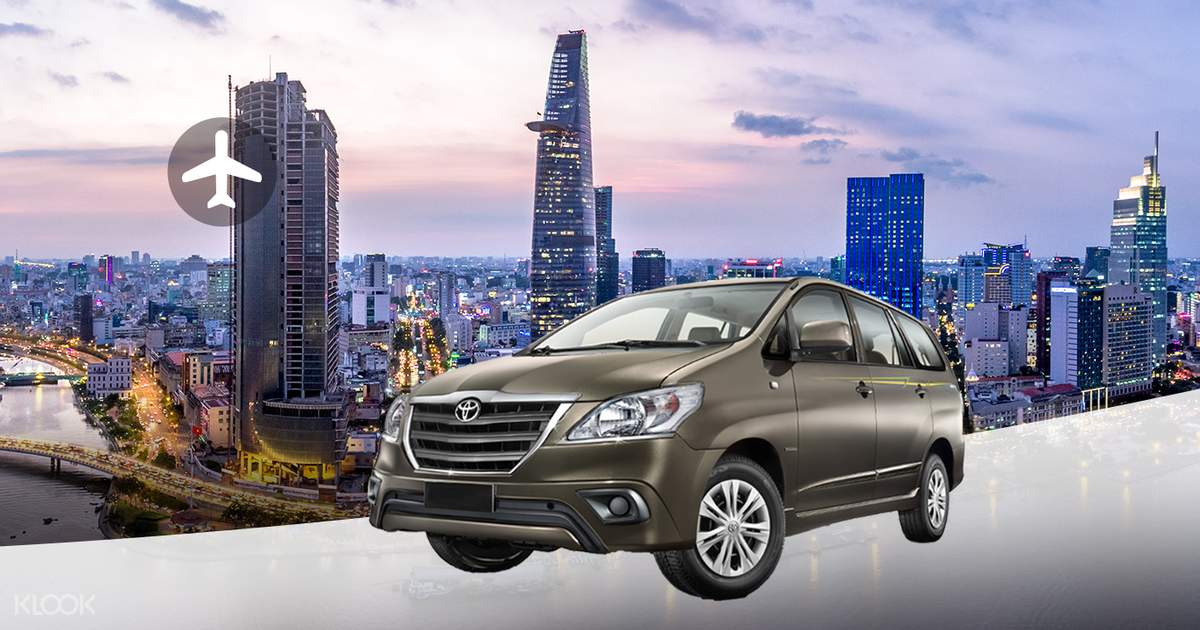 Ho Chi Minh Airport Transfers (SGN) for Ho Chi Minh City