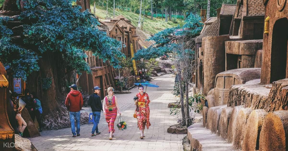 Cu Lan Village and Forest Ghost Inn Full Day Tour, Da Lat